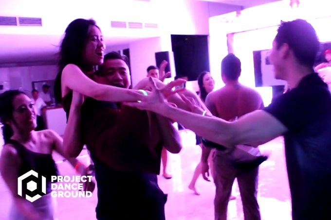 Jeffry Wellyhair and Christine Chaii Wedding Afterparty by Project Dance Ground - 004