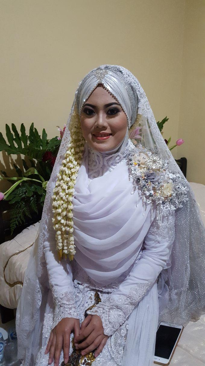 Cici & Donny Wedding by Arum Ndalu Sanggar Rias Pengantin - 004