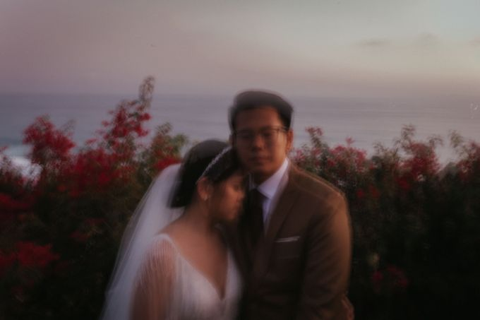 The Wedding of Kezia and Hans by THE UNGASAN CLIFFTOP RESORT BALI - 022
