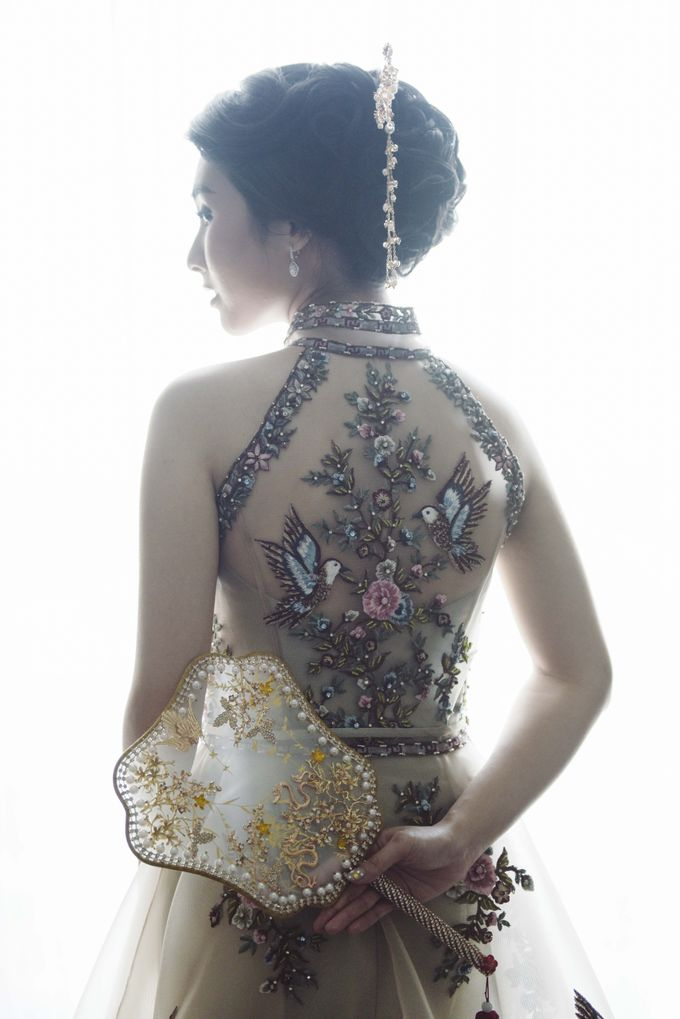 Wedding of a Chinese Empress by NOMA Jewelry & Accessories - 002