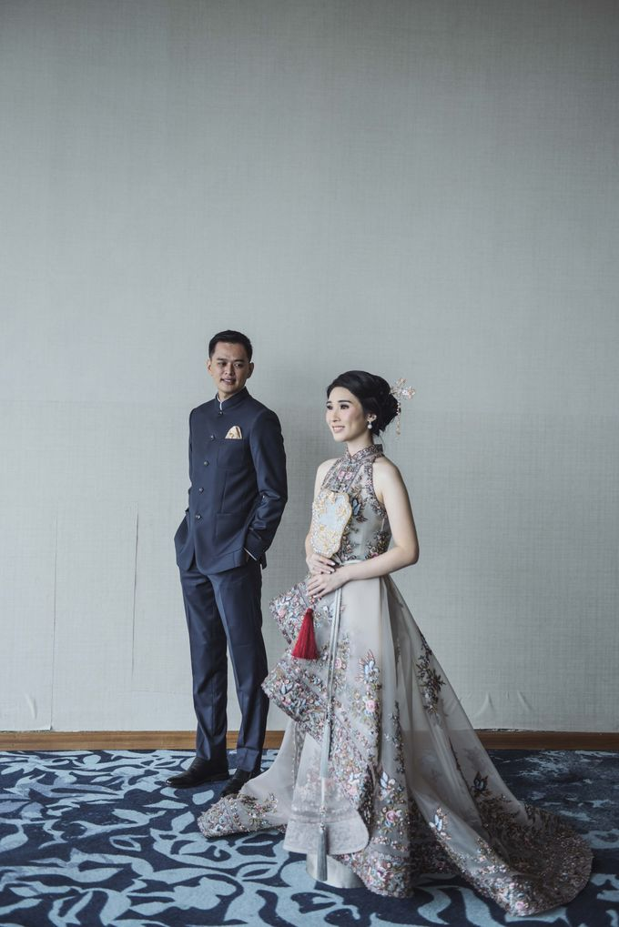 Wedding of a Chinese Empress by NOMA Jewelry & Accessories - 006