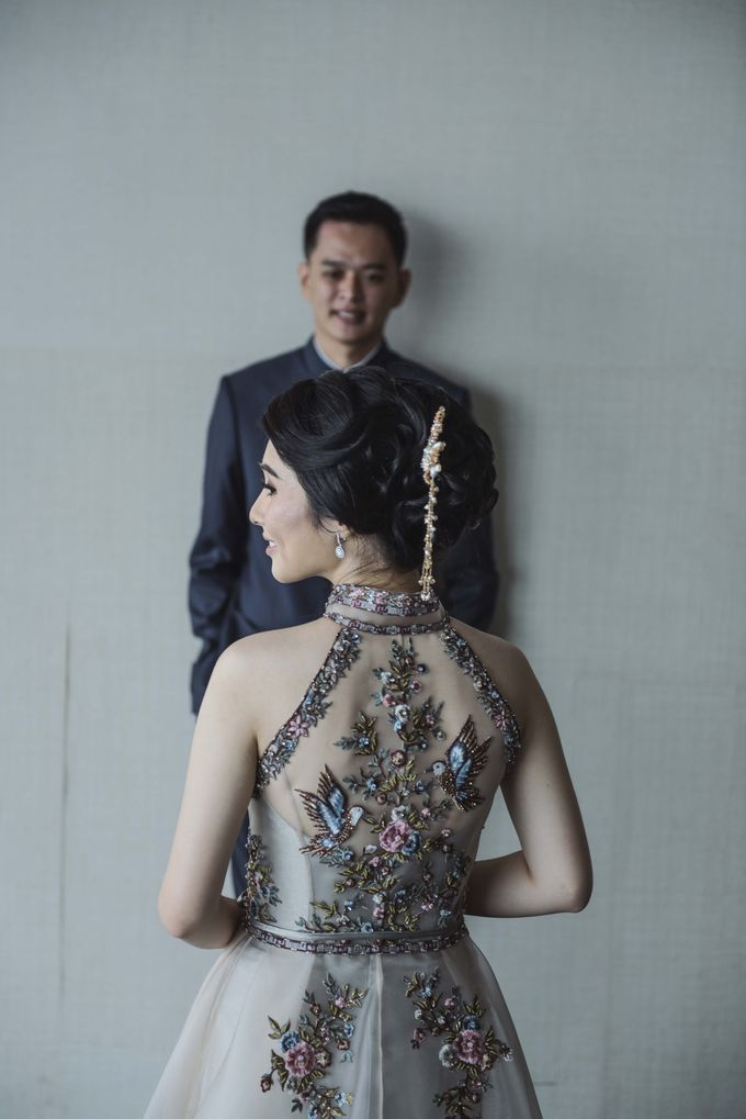 Wedding of a Chinese Empress by NOMA Jewelry & Accessories - 007