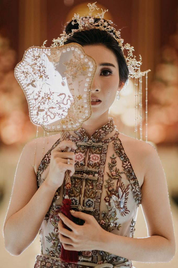Wedding of a Chinese Empress by NOMA Jewelry & Accessories - 009