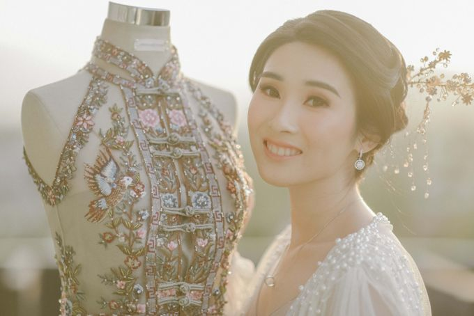 Wedding of a Chinese Empress by NOMA Jewelry & Accessories - 012