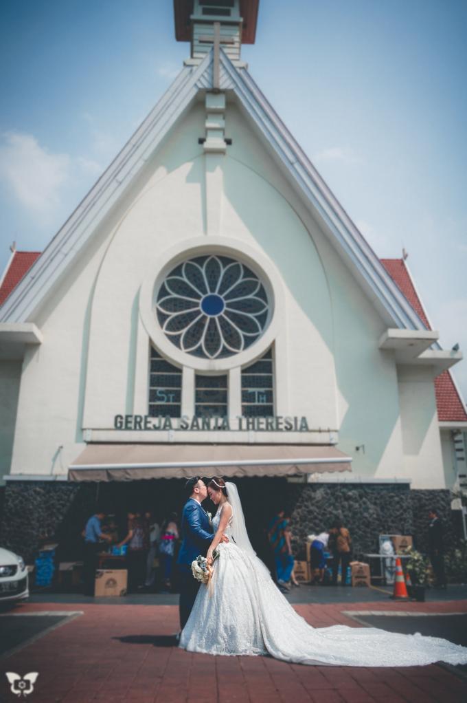 Wedding Ian & Shierlly by KianPhotomorphosis - 017