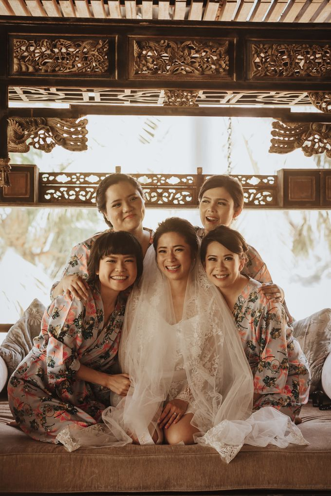 The Wedding of Tita & Leo by Bali Eve Wedding & Event Planner - 004