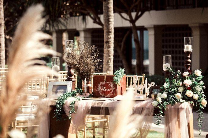 The Wedding of Tita & Leo by Bali Eve Wedding & Event Planner - 009