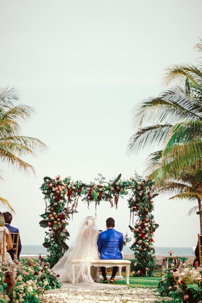 The Wedding of Tita & Leo by Bali Eve Wedding & Event Planner - 010
