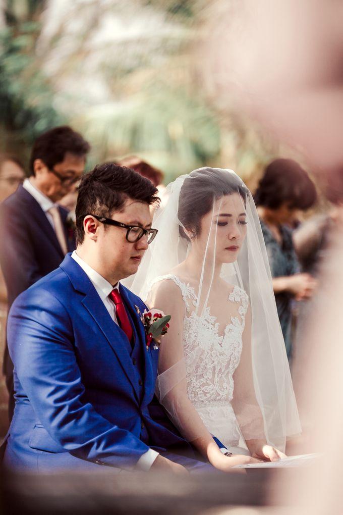 The Wedding of Tita & Leo by Bali Eve Wedding & Event Planner - 011