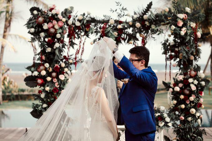 The Wedding of Tita & Leo by Bali Eve Wedding & Event Planner - 014