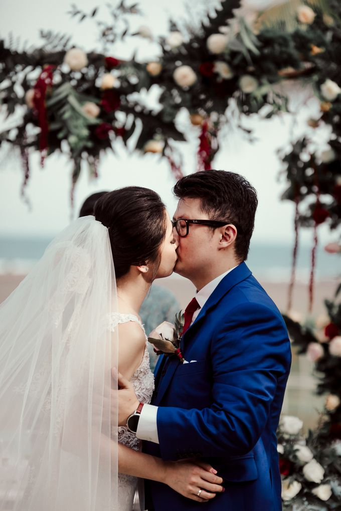 The Wedding of Tita & Leo by Bali Eve Wedding & Event Planner - 015