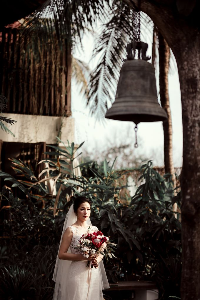 The Wedding of Tita & Leo by Bali Eve Wedding & Event Planner - 006
