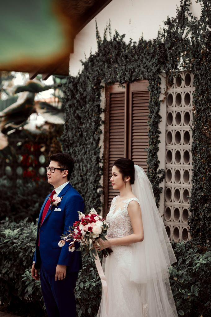 The Wedding of Tita & Leo by Bali Eve Wedding & Event Planner - 005
