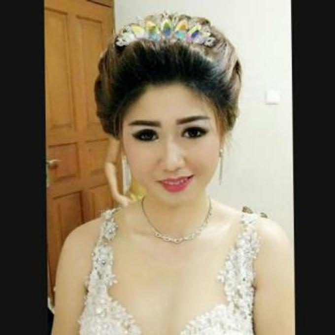 Wedding MakeUp N SulamAlis by Weiching Bridal Make Up - 024