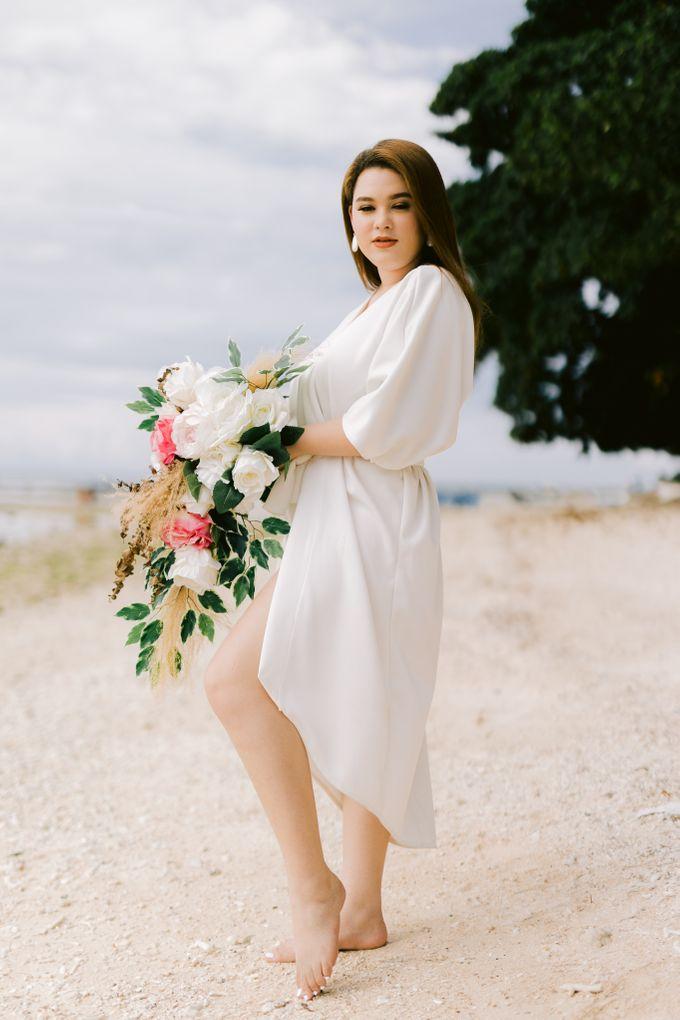 K Y / Bridal Shoot by ISG Print Ideas - 005