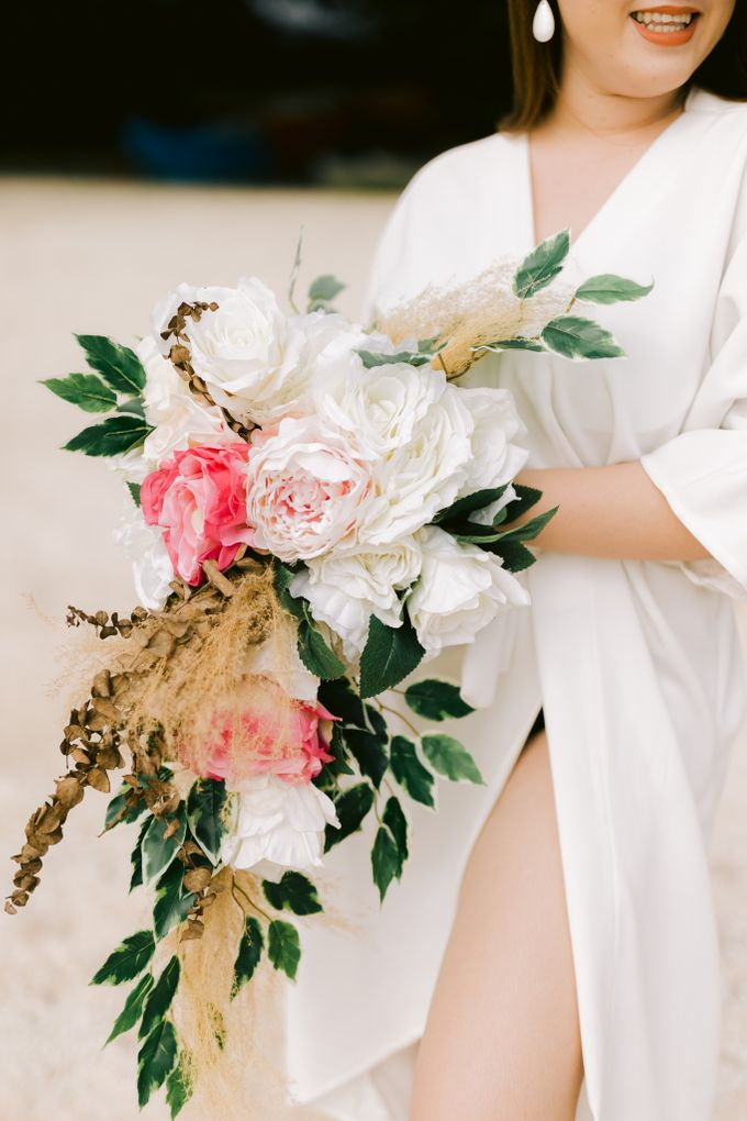 K Y / Bridal Shoot by ISG Print Ideas - 006