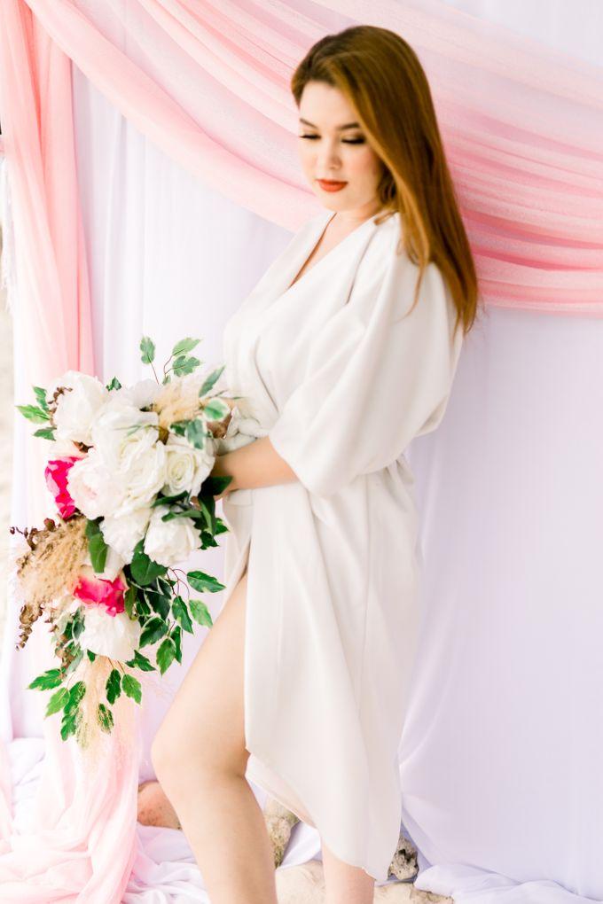 K Y / Bridal Shoot by ISG Print Ideas - 007