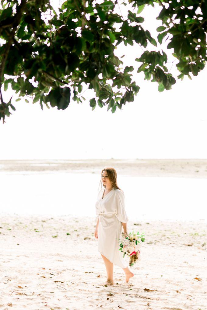 K Y / Bridal Shoot by ISG Print Ideas - 011