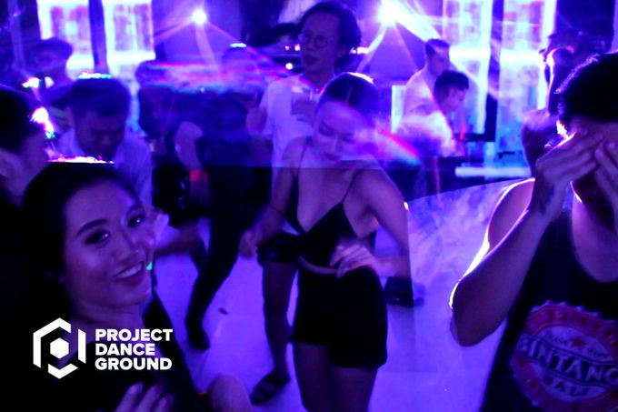 Jeffry Wellyhair and Christine Chaii Wedding Afterparty by Project Dance Ground - 010