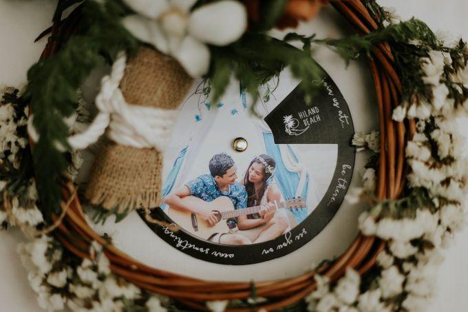 Kim & Mae Sunrise Wedding by the beach by The Fortnight Studios - 029