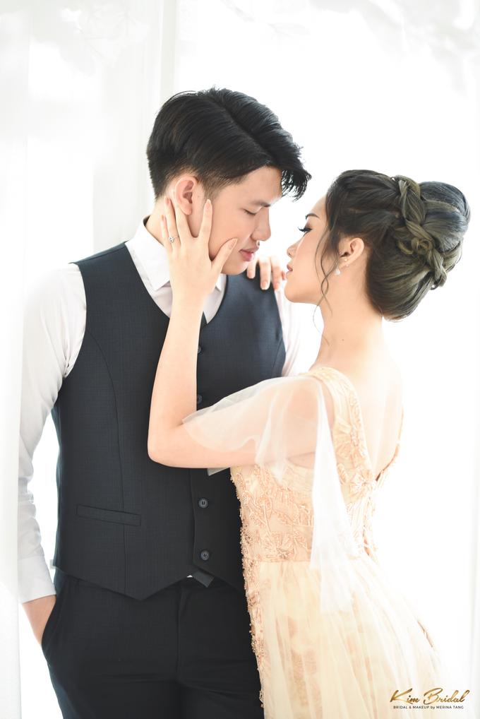 PRE-WEDDING GISEL DAN DIRLY by Kim Bridal - 008