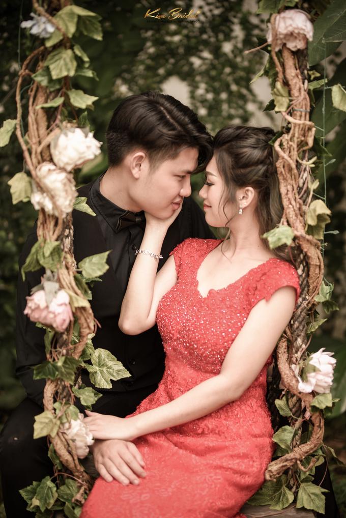 PRE-WEDDING GISEL DAN DIRLY by Kim Bridal - 013