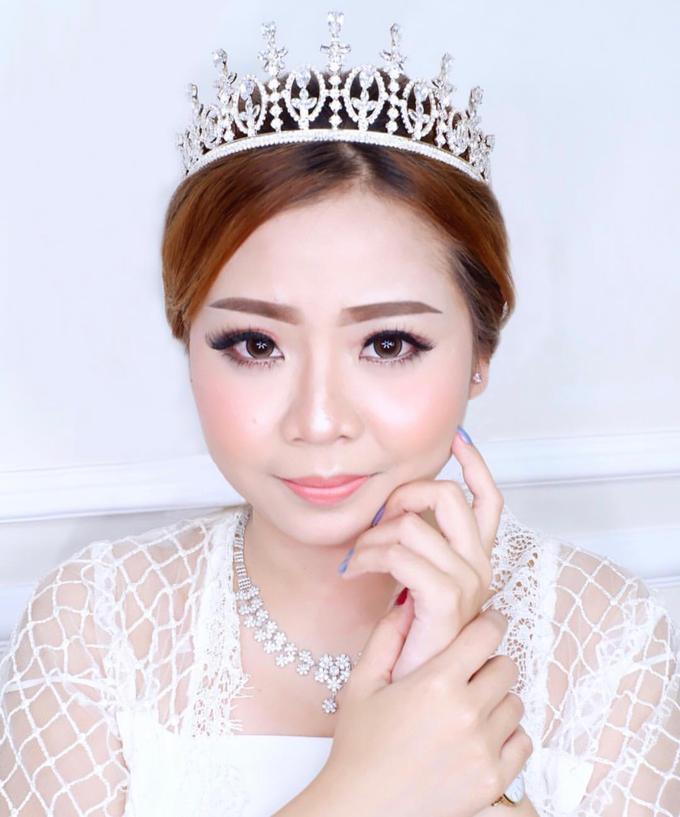 Wedding Makeup by Kim Bridal - 001