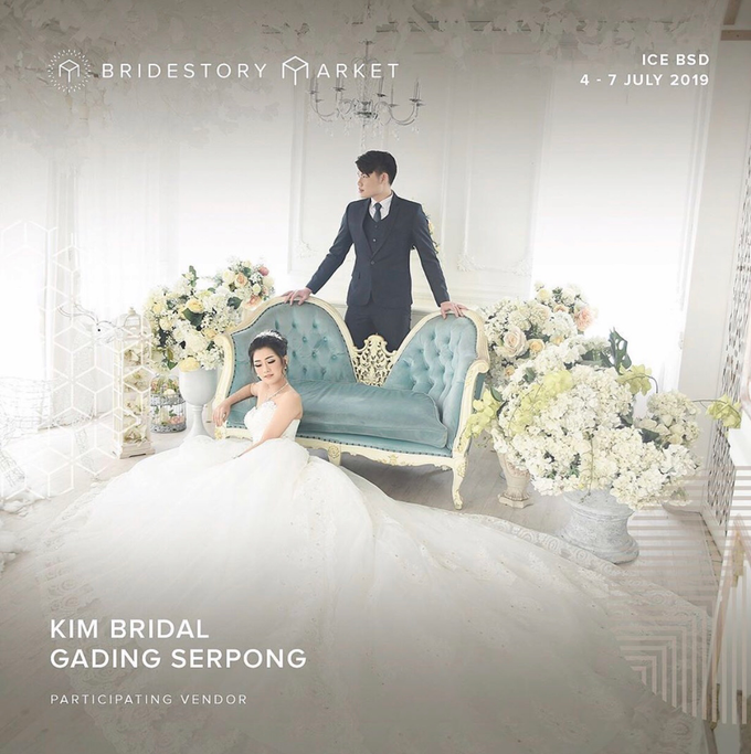 BRIDESTORY MARKET ICE BSD  by Kim Bridal - 001