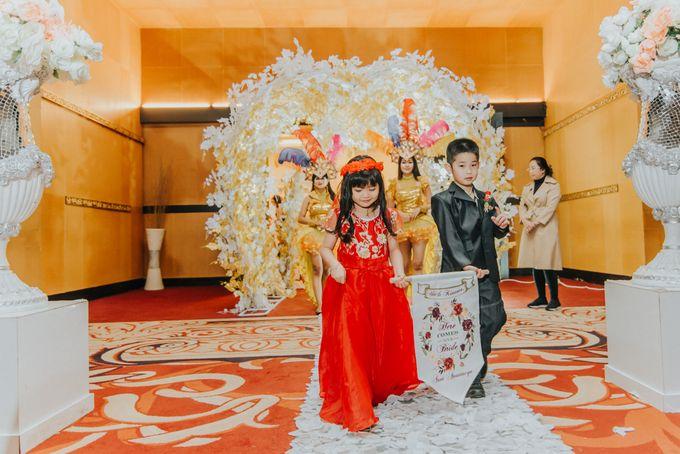 The Royal Wedding Of Kinanta & Anastascya by Honey Wedding & Event Bali - 013