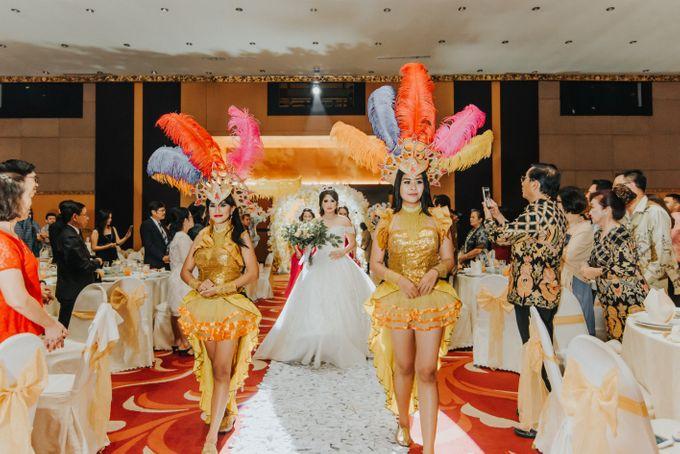 The Royal Wedding Of Kinanta & Anastascya by Honey Wedding & Event Bali - 015