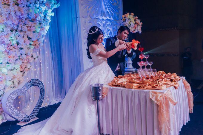 The Royal Wedding Of Kinanta & Anastascya by Honey Wedding & Event Bali - 012