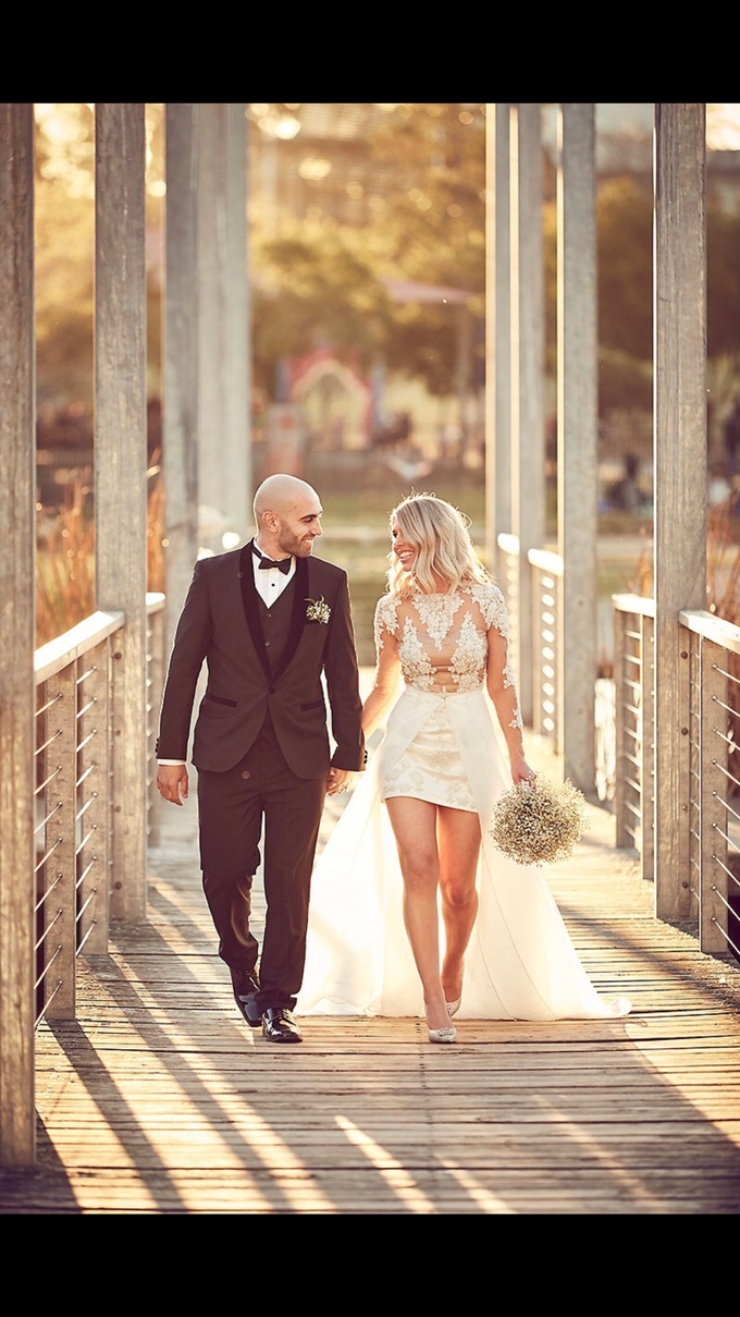 Wedding gown in Bali by Kings Bridal & Tailor - 003