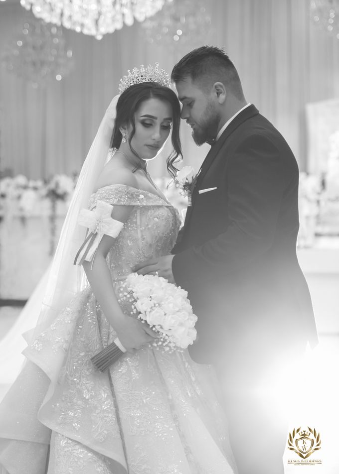 Robert & Mariam Wedding by Kings weddings film & photography - 002