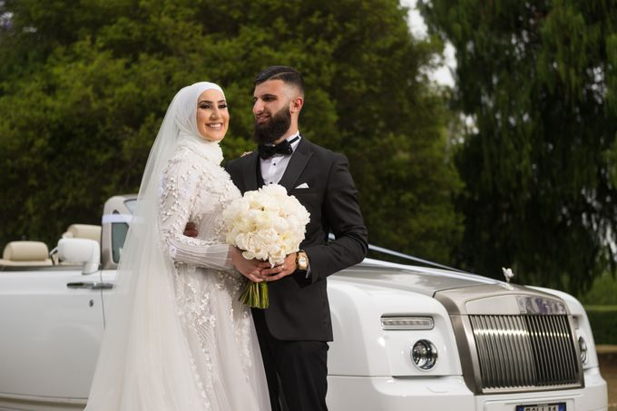 Hilal and Safa by Kings weddings film & photography - 007