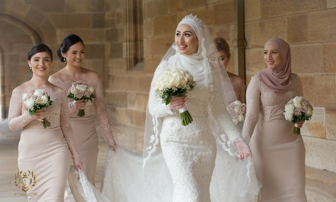 Mahmoud & Esra wedding by Kings weddings film & photography - 004