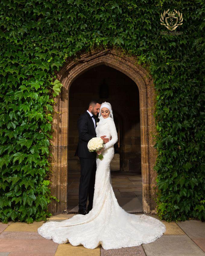 Mahmoud & Esra wedding by Kings weddings film & photography - 001