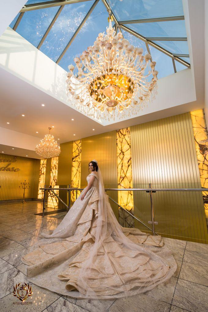 Robert & Mariam Wedding by Kings weddings film & photography - 001