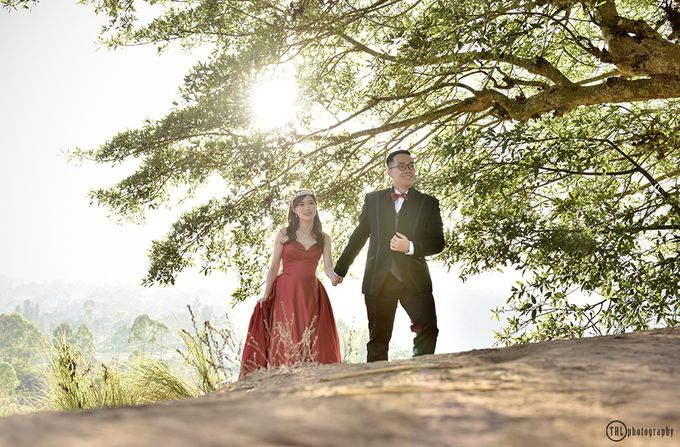 Prewedding of Willy & Wenny by THL Photography - 006