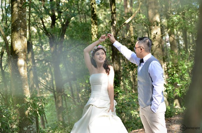 Prewedding of Willy & Wenny by THL Photography - 008