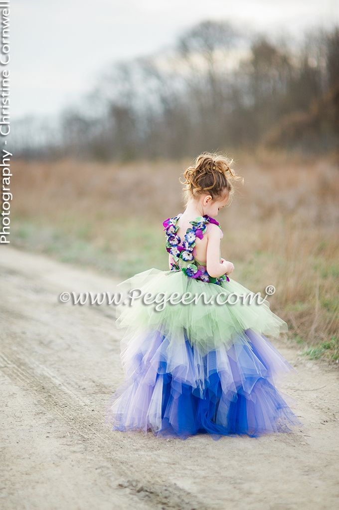 Pegeen.com Couture Flower Girl Dresses by Pegeen.com Flower Girl Dress Company - 002