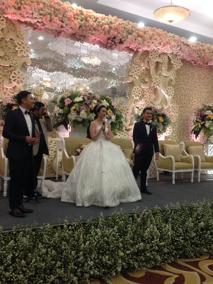 'The Doctors' dr. Stephanie & dr. Nelwan Wedding's by Wong Hang Distinguished Tailor - 007