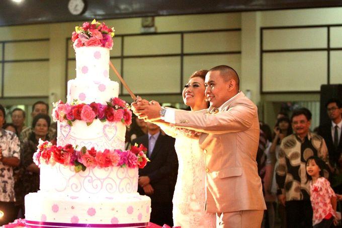 Wedding Ivan & Kiky by Pelangi Cake - 001