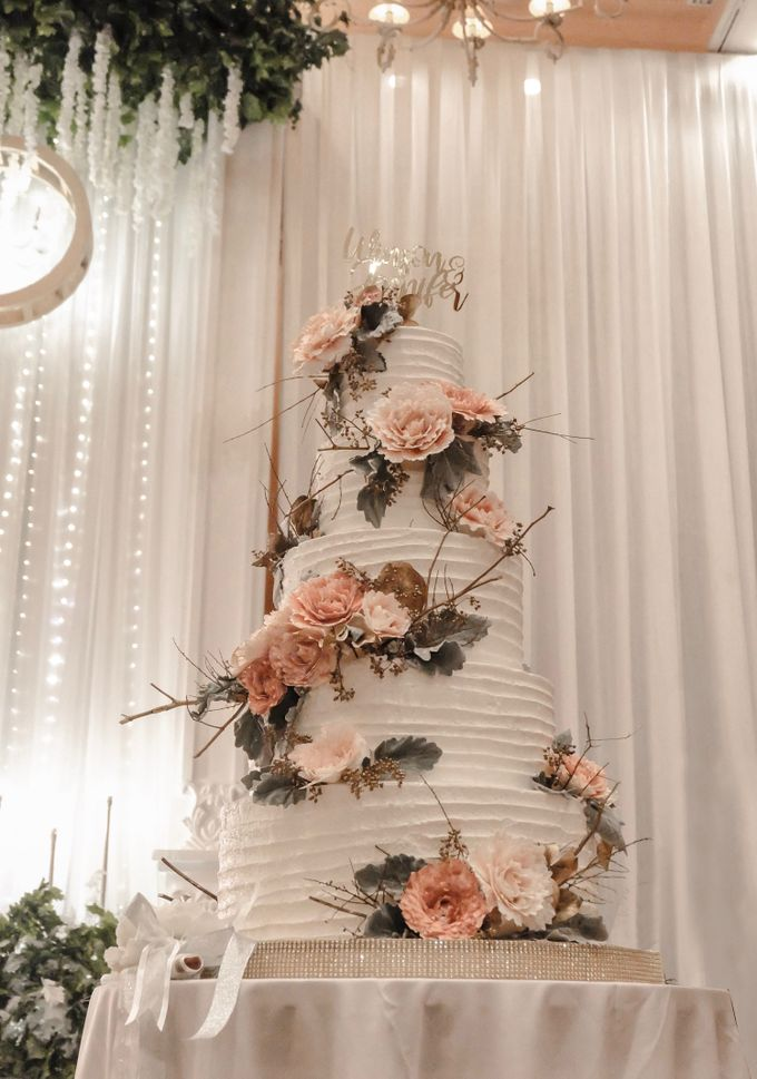 The Wedding of Winson & Jennifer by KAIA Cakes & Co. - 017