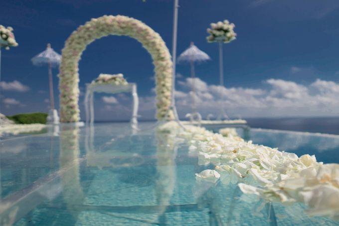Valentine Wedding in Bali by CITTA Wedding - 010