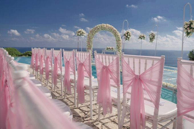 Valentine Wedding in Bali by CITTA Wedding - 017