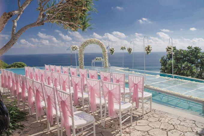 Valentine Wedding in Bali by CITTA Wedding - 018