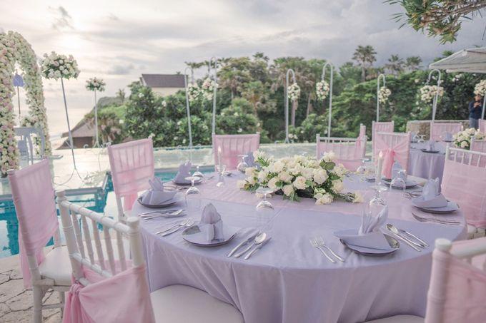 Valentine Wedding in Bali by CITTA Wedding - 002