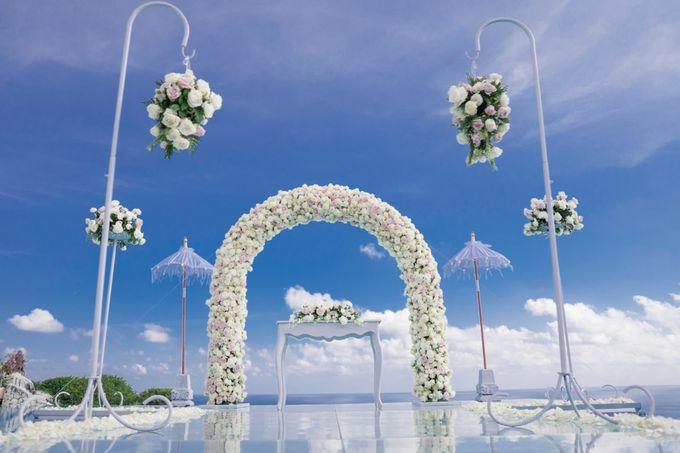 Valentine Wedding in Bali by CITTA Wedding - 005