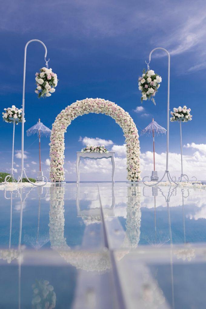 Valentine Wedding in Bali by CITTA Wedding - 006