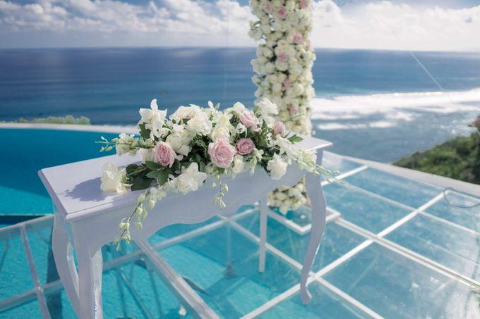 Valentine Wedding in Bali by CITTA Wedding - 007